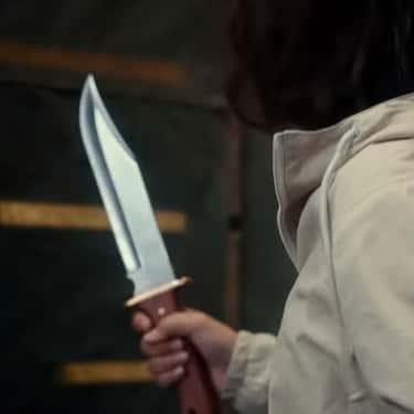 Dora Brought A Knife is listed (or ranked) 1 on the list The Best 'Dora and the Lost City of Gold' Quotes