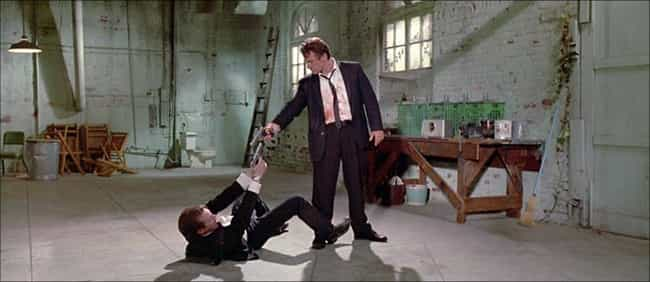 Filming In The Warehouse Was I... is listed (or ranked) 3 on the list 15 Behind-The-Scenes Stories From 'Reservoir Dogs' That Are As Intense As The Movie Itself