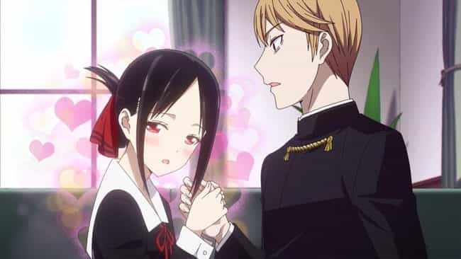 Kaguya-sama: Love is War... is listed (or ranked) 4 on the list 13 Hilarious New Comedy Anime Coming In 2019