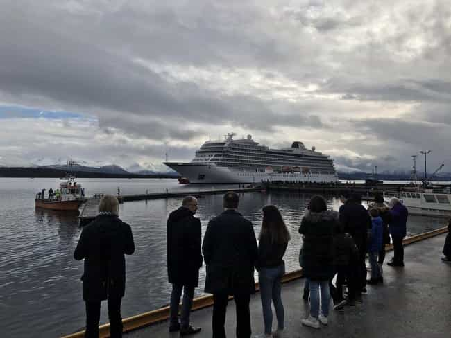 Viking Sky: Lost Power In Dang... is listed (or ranked) 1 on the list The Worst Cruise Ship Disasters