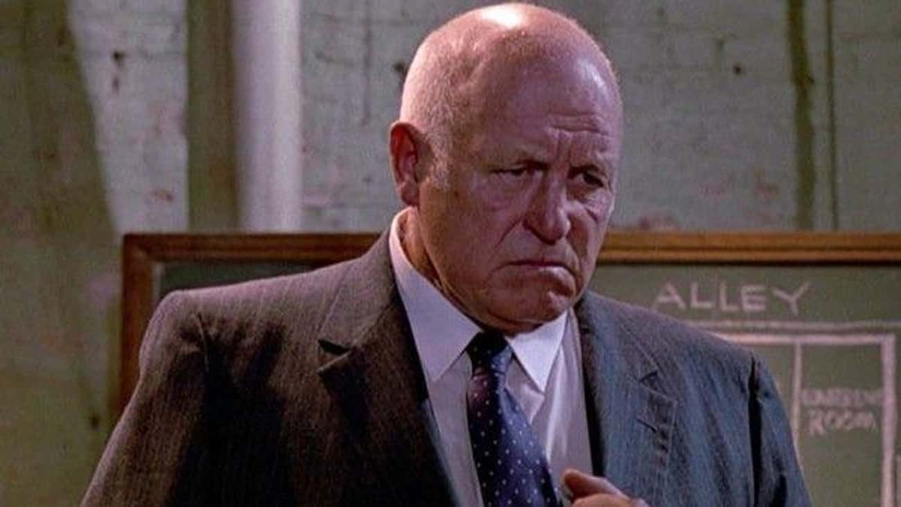 Working With Lawrence Tierney  is listed (or ranked) 1 on the list 15 Behind-The-Scenes Stories From 'Reservoir Dogs' That Are As Intense As The Movie Itself