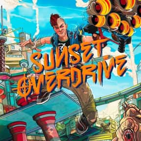Sunset Overdrive is listed (or ranked) 12 on the list The Best Shooting Games on Xbox Games Pass