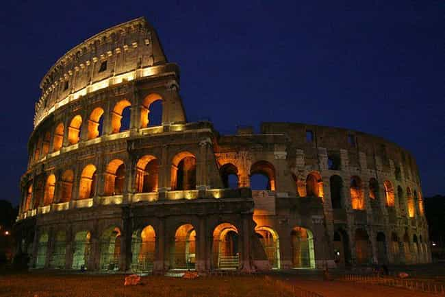 Architects Designed The ... is listed (or ranked) 1 on the list How Did The Romans Build The Colosseum?
