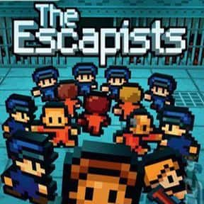 The Escapists is listed (or ranked) 4 on the list The Best Indie Games on Xbox Game Pass
