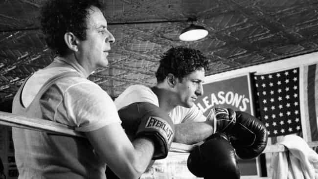 Producers Dangled 'Rocky... is listed (or ranked) 3 on the list Behind The Scenes Of 'Raging Bull,' The Masterpiece Scorsese Never Wanted To Make