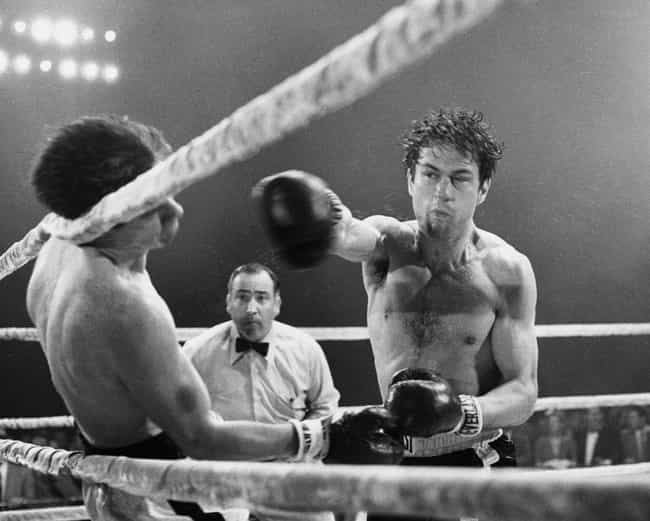 Robert De Niro Convinced... is listed (or ranked) 1 on the list Behind The Scenes Of 'Raging Bull,' The Masterpiece Scorsese Never Wanted To Make