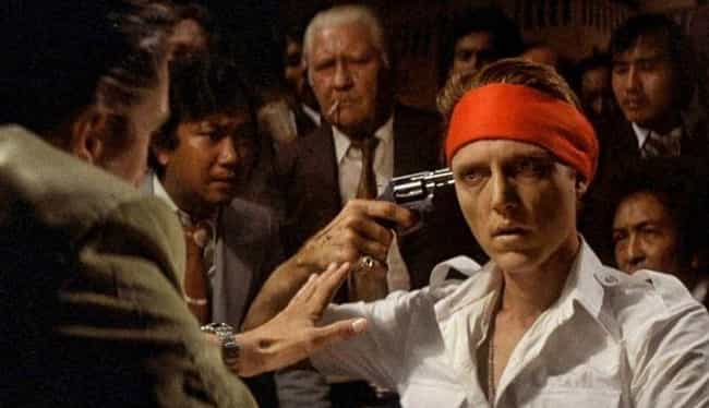Nick - 'The Deer Hunter' (1978... is listed (or ranked) 1 on the list Incredible Performances To Remind You That Christopher Walken Is More Than A Guy Who Talks Funny