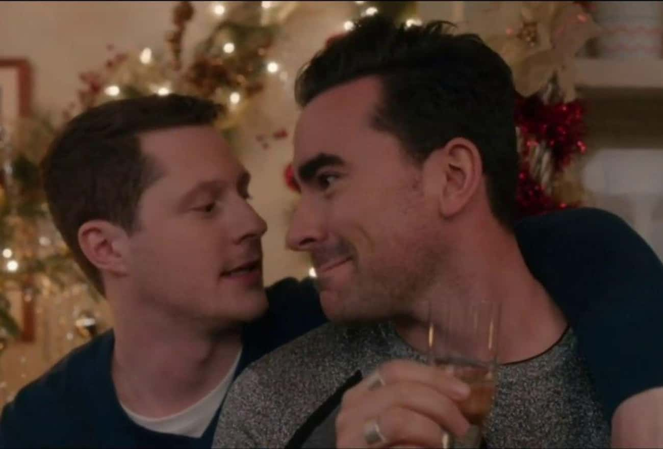 David & Patrick is listed (or ranked) 2 on the list The 50+ Best LGBTQ+ Couples In TV History