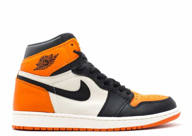 Air Jordan 1 Retro High OG is listed (or ranked) 2 on the list The Best Sneaker Releases in 2019