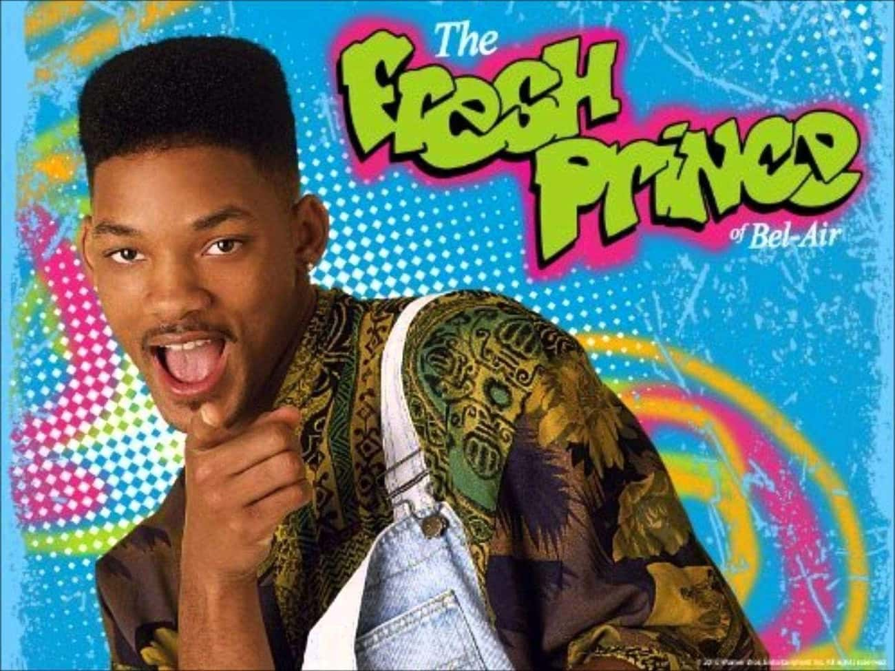 1994: The Two Meet When Pinkett Smith Auditions For 'The Fresh Prince Of Bel-Air'