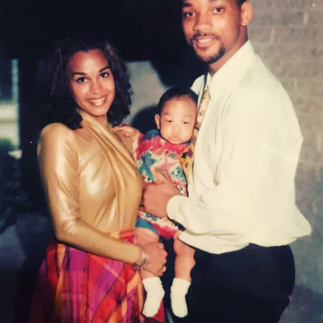 1995: The Couple Starts ... is listed (or ranked) 2 on the list A Complete Timeline Of Will Smith And Jada Pinkett Smith's Relationship