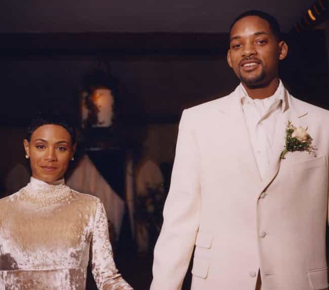 1997: Smith And Pinkett ... is listed (or ranked) 3 on the list A Complete Timeline Of Will Smith And Jada Pinkett Smith's Relationship