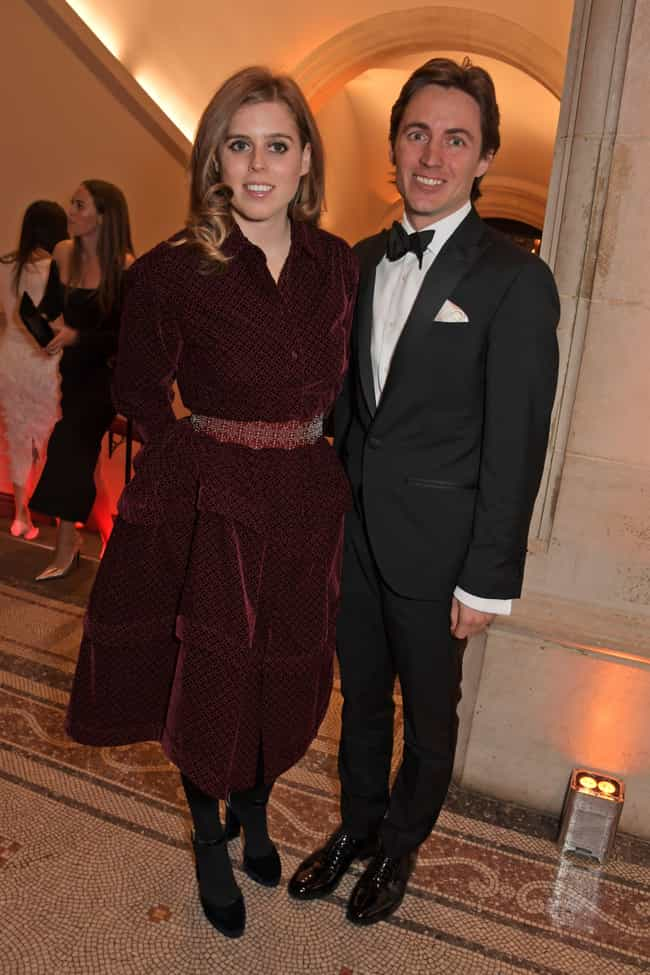 She's Engaged To Entrepreneur ... is listed (or ranked) 3 on the list Princess Beatrice Is Living Her Best Life In New York City
