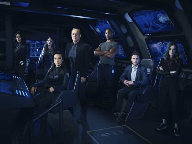 Lost In Space is listed (or ranked) 4 on the list The Best 'Agents OF S.H.I.E.L.D.' Storylines