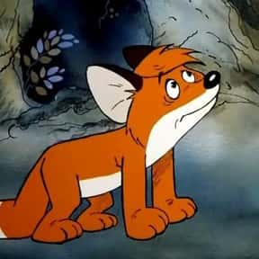 Vuk is listed (or ranked) 11 on the list The Cutest Fictional Foxes In Movies & TV
