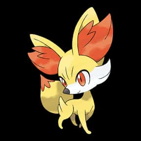 Fennekin is listed (or ranked) 5 on the list The Cutest Fictional Foxes In Movies & TV