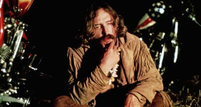 Dennis Hopper Claimed Th... is listed (or ranked) 1 on the list The Making Of 'Easy Rider' Was Just As Wild As The Film Itself