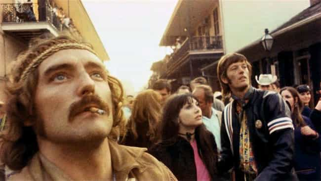 A Rushed Mardi Gras Trip... is listed (or ranked) 4 on the list The Making Of 'Easy Rider' Was Just As Wild As The Film Itself
