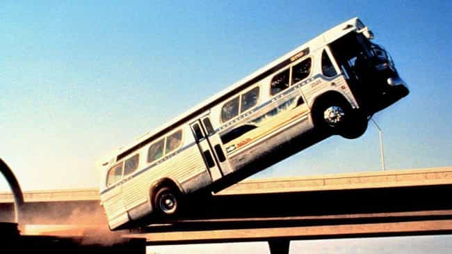 The Bus Jump Caused A Lot More... is listed (or ranked) 1 on the list Behind-The-Scenes Stories From The Making Of 'Speed'