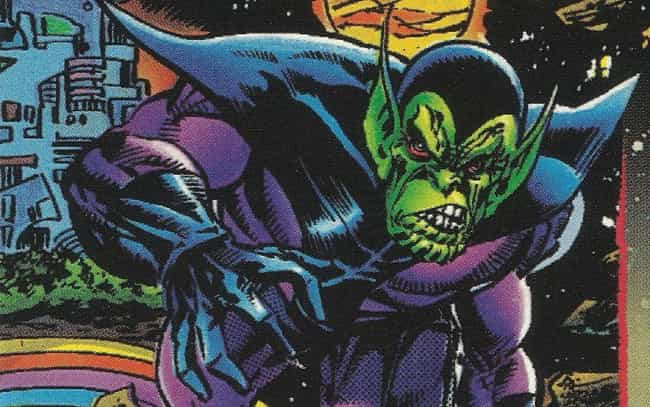 They Started Out As A Kind And... is listed (or ranked) 4 on the list The Questionable Comic Book History Of The Skrulls