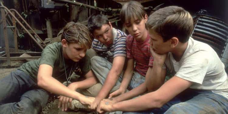 The Four Boys Became Close Friends During Production