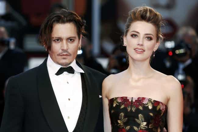 April 21, 2016: Depp Allegedly... is listed (or ranked) 2 on the list A Complete Timeline Of The Legal Battle Between Johnny Depp And Amber Heard