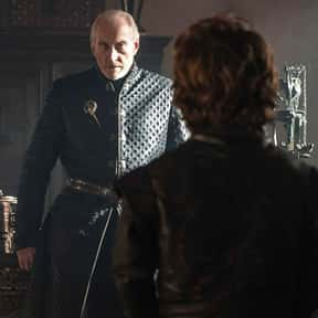Tywin Killing Tyrion's True Lo is listed (or ranked) 16 on the list The Objectively Worst Decisions Made On 'Game Of Thrones'