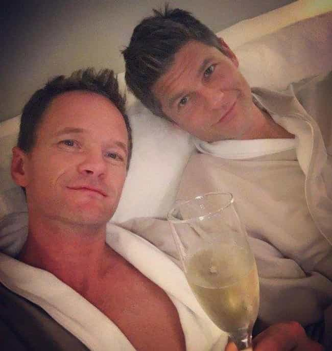 2005: They Begin Dating And Ha... is listed (or ranked) 2 on the list A Complete Timeline Of Neil Patrick Harris And David Burtka's Relationship