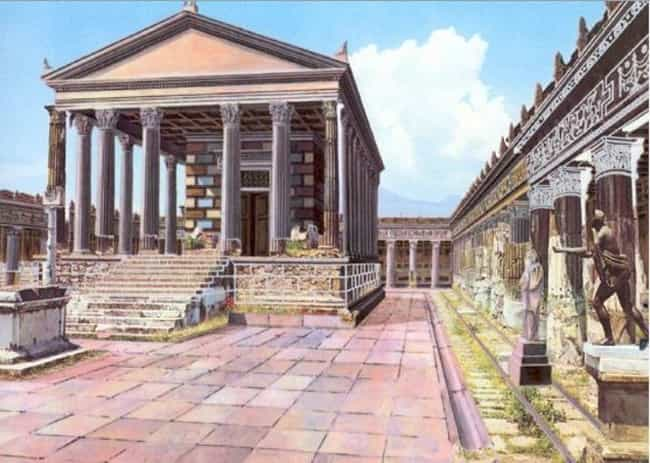 8th Century BCE - 79 CE: Pompe... is listed (or ranked) 1 on the list A Timeline Of Pompeii's Life, Destruction, And Afterlife