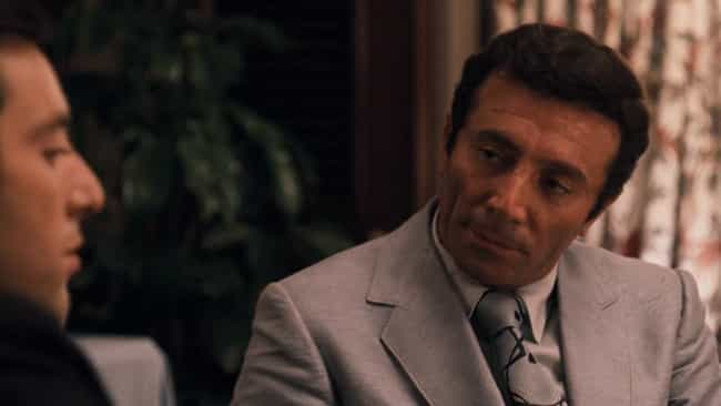 The Actor Who Played Johnny Fo... is listed (or ranked) 2 on the list How 'The Godfather' Became An American Classic Even Though It Was 'Nightmarish' Behind The Scenes