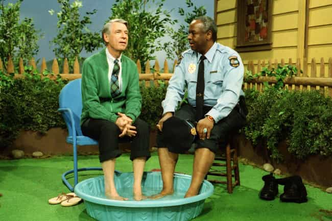 Fred Rogers Invited Blac... is listed (or ranked) 5 on the list When A Racist Hotel Manager Poured Acid Into A Pool To Stop Civil Rights