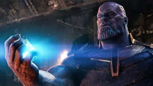 Space Stone is listed (or ranked) 1 on the list The Complete Timeline Of The Infinity Stones In The MCU