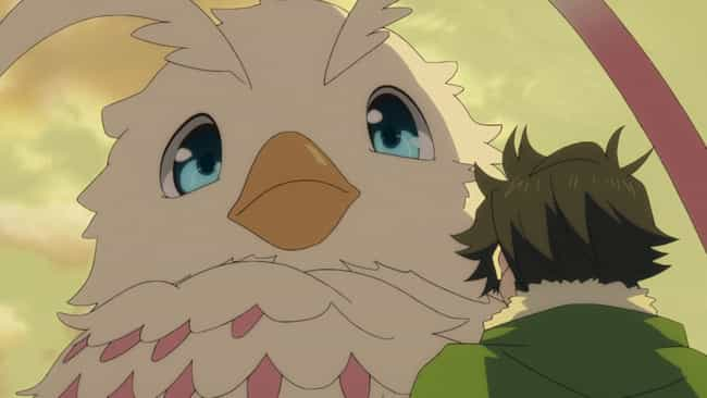 Filo - The Rising of the... is listed (or ranked) 2 on the list 15 Anime Characters Who Can Turn Into Animals