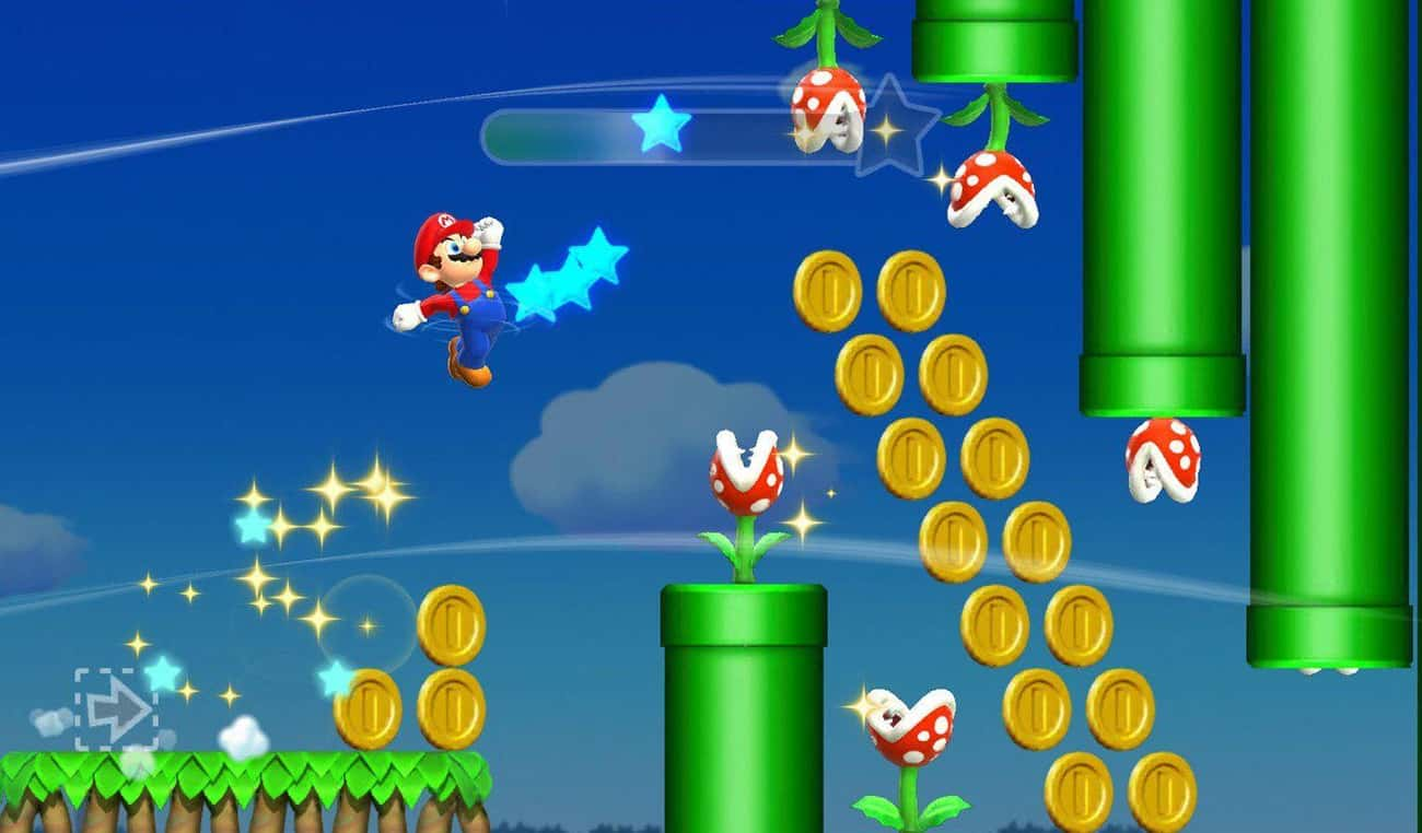 Super Mario Run is listed (or ranked) 3 on the list The 22 Best Mobile Jumping Games