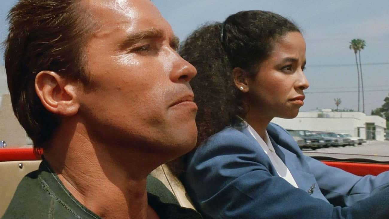 An Interracial Love Scene Was  is listed (or ranked) 4 on the list Behind-The-Scenes Stories From The Making Of 'Commando'