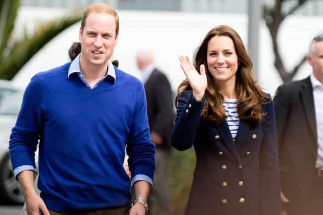 Prince William And Catherine, ... is listed (or ranked) 1 on the list The Cutest Royal Couples, Ranked