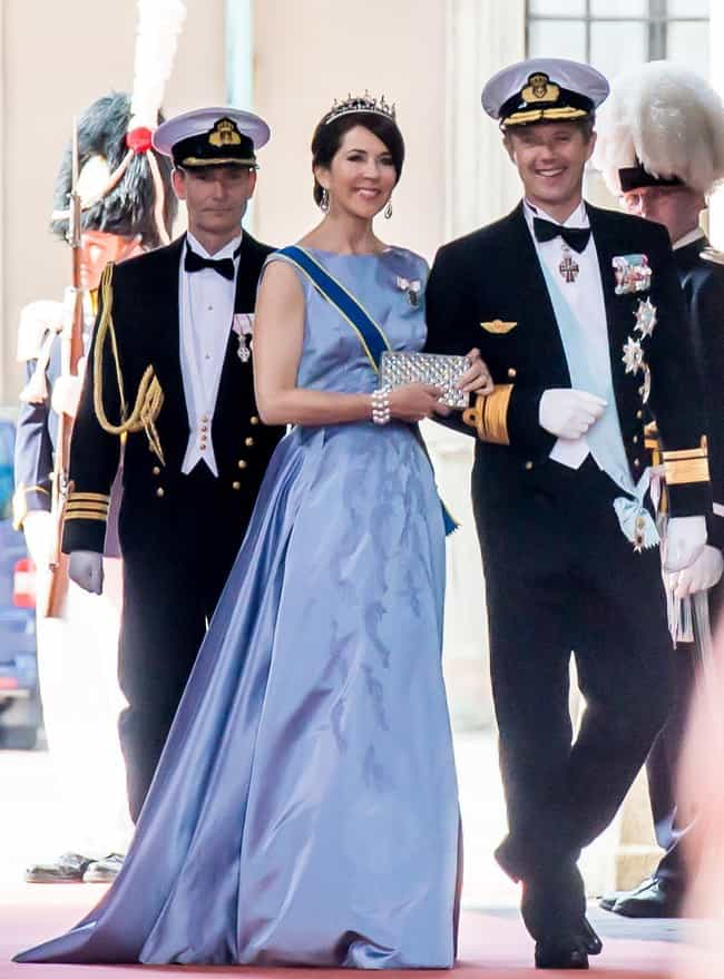 Crown Prince Frederik And Crow... is listed (or ranked) 4 on the list The Cutest Royal Couples, Ranked