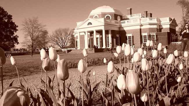 At Any Given Time, About... is listed (or ranked) 2 on the list What It Was Like To Be An Enslaved Person At Thomas Jefferson's Monticello