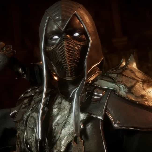 Noob Saibot is listed (or ranked) 3 on the list Every 'Mortal Kombat 11' Character, Ranked Best to Worst