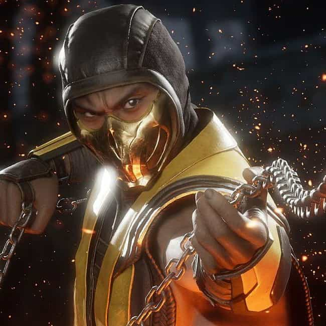 Scorpion is listed (or ranked) 1 on the list Every 'Mortal Kombat 11' Character, Ranked Best to Worst