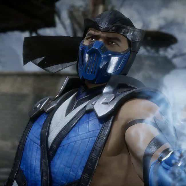 Sub-Zero is listed (or ranked) 2 on the list Every 'Mortal Kombat 11' Character, Ranked Best to Worst