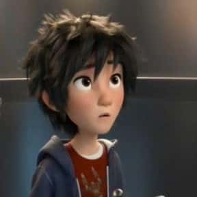 Hiro Hamada is listed (or ranked) 2 on the list The Best Asian Characters In Movies & TV
