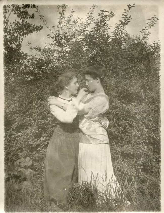 An Affectionate Couple In A Fi... is listed (or ranked) 3 on the list Heartwarming Photos Of Same Sex Couples Throughout History