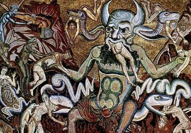 Coppo di Marcovaldo's Satan Is... is listed (or ranked) 3 on the list The Visual Evolution Of Satan