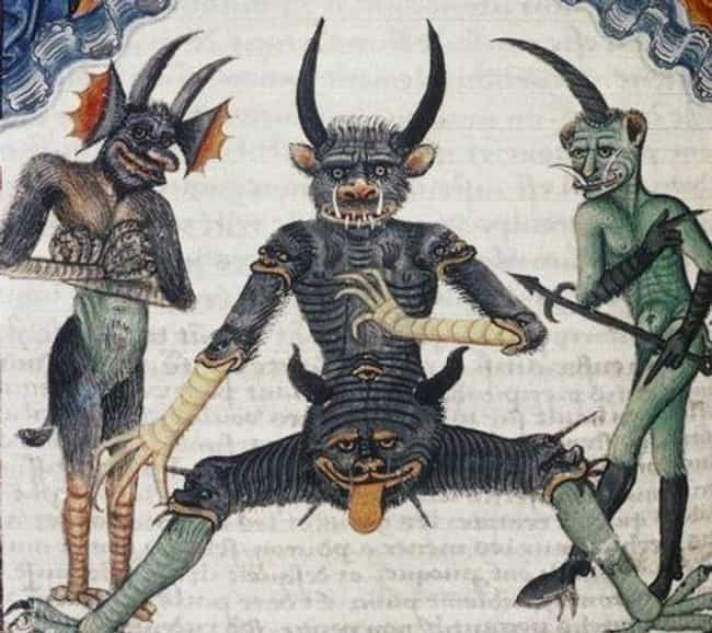 Medieval Artists Transformed S... is listed (or ranked) 4 on the list The Visual Evolution Of Satan