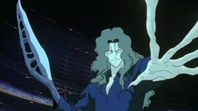 Elder Toguro - Yu Yu Hak... is listed (or ranked) 7 on the list 12 Anime Characters Who Can Turn Into Weapons