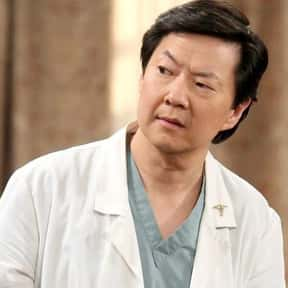 "Dr. Kendrick ""Ken"" Park is listed (or ranked) 10 on the list The Best Asian Characters In Movies & TV"