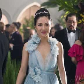 Rachel Chu is listed (or ranked) 7 on the list The Best Asian Characters In Movies & TV