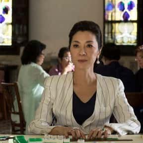 Eleanor Sung-Young is listed (or ranked) 22 on the list The Best Asian Characters In Movies & TV