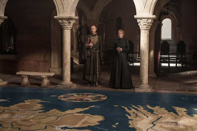 The Iron Bank Might Just Be Th... is listed (or ranked) 2 on the list Cersei Already Caused Her Own Downfall On 'Game Of Thrones,' And Everyone Missed It